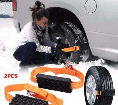 New Premium Car Tires Snow Mud Anti Skid Chain Straps From Vehemo Free Shipping