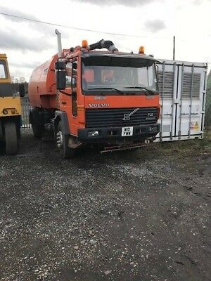 Volvo Sweeper Lorry
