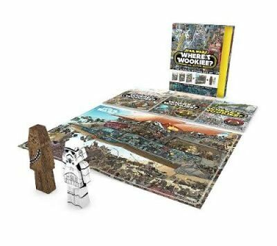 Star Wars Where's the Wookiee Collection Gift Box 9781405291989