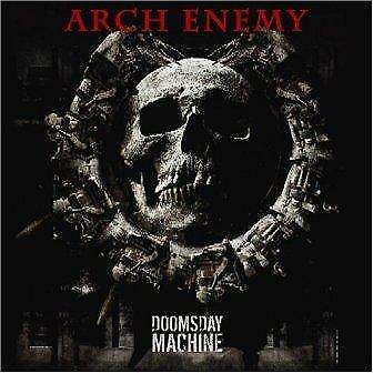 Arch Enemy - Doomsday Machine - Cd + Dvd - Usato (special edition)