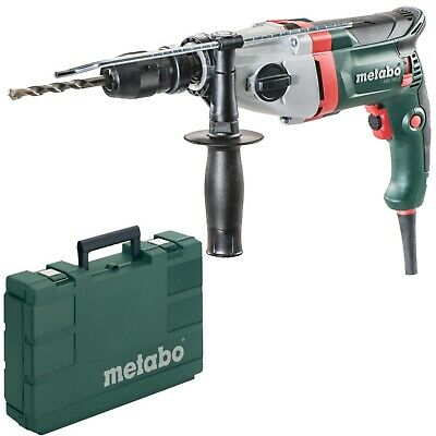 Metabo Perceuse à Percussion Sbe 780-2 600781850 Valise en PLASTIQUE 780 W
