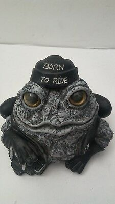 "2007 ""Born to Ride"" Biker Toad Homestyles Toad Hollow Cycle Works"