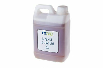 Maze Composting Liquid Bokashi 2 Litre Refill Top-up Bottle