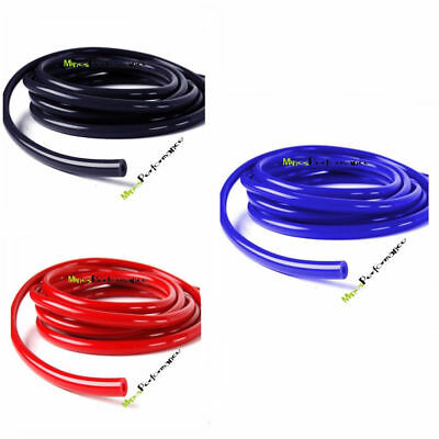 1 foot Silicone Silicon Vacuum Hose Turbo Dump Radiator Rubber Air Vac Pipe