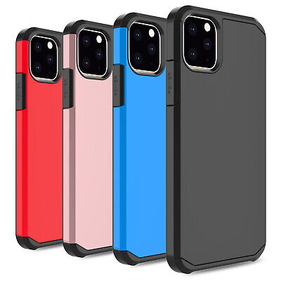 For iPhone XS Max/XR Case Shockproof TPU Hybrid Slim Hard Armor Phone Back Cover