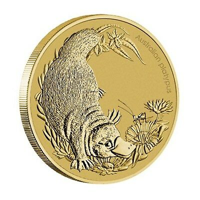 2013 Bush Babies Platypus Australia $1 One Dollar UNC Coin Perth Mint