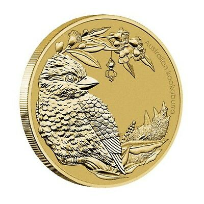 2013 Bush Babies Kookaburra Australia $1 One Dollar UNC Coin Perth Mint