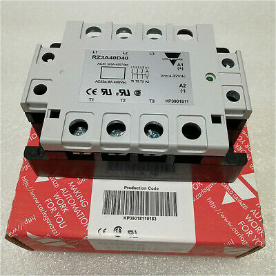 1PC Carlo Gavaazzi RZ3A40D40 Solid State Relay New In Box
