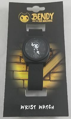 New Bendy And The Ink Machine Bendy Moving Arms Wrist Watch