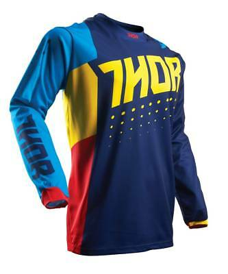 Thor Pulse Aktiv S17 MX Jersey Kids Youth