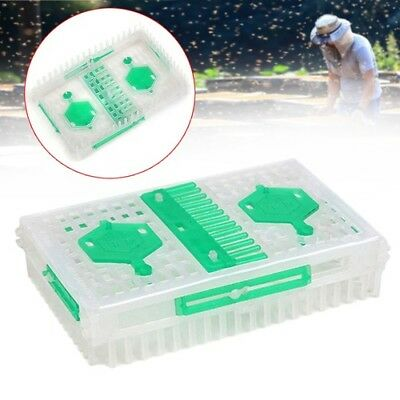 Queen Bee Needle Cages Beekeeping Appliance Rearing Bee Plastic Moving Hive Tool