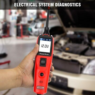 UKShip Original Autel PowerScan PS100 Electrical System Diagnosis Circuit Tester