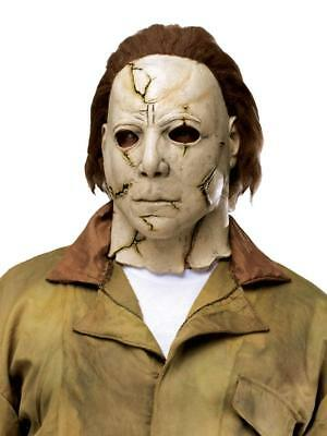 Michael Myers Licensed tv film adult Halloween Rob Zombie horror mens mask