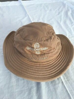 "***Brand New*** Sea To Summit ""The Wyndham Hat"" with chin strap"
