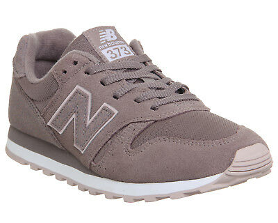 promo code 00ea7 b6ed7 WOMENS NEW BALANCE 373 Trainers Dusted Peach Trainers Shoes ...