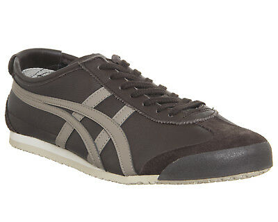 release date 576cb c1427 ONITSUKA TIGER MEXICO 66 Trainers Coffee Taupe Trainers Shoes