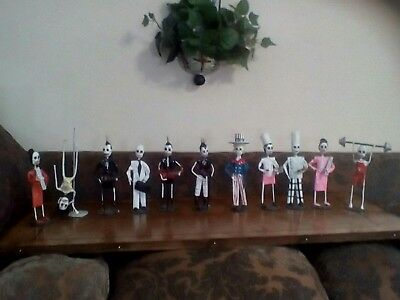 Day Of The Dead Characters.