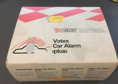 Original VAG Votex Neuteil  000 054 607 Car Alarm plus