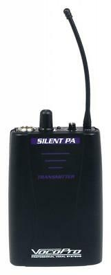 VOCOPRO SilentPA-TX Wireless Microphones and Transmitters