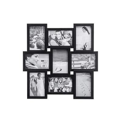 Malden 9-Opening Collage Picture Frame, Made To Display One /(1/) 5 x 7,