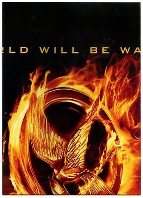 Poster Centre Left #66 The Hunger Games 2012 Neca Trade Card C1498