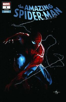 Amazing Spider-Man #1 (2018) Dell'Otto Variant NM+ Limited To 600