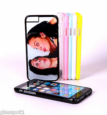 PERSONALISED CUSTOM PHOTO & TEXT PRINTED case cover fits iPhone 6 6S - 6 6s Plus
