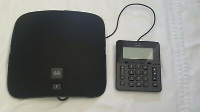 Cisco Conference Phone CP-8831-K9 Base and Control Panel