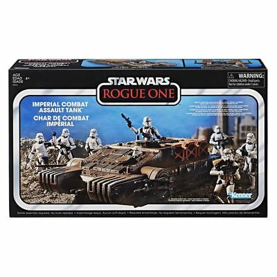 Star Wars - Imperial Assault Tank - TX-225 - Vintage Collection - NEW