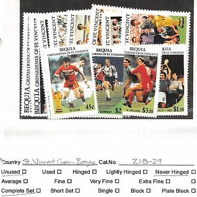 Lot of 78 St. Vincent & Grenadines MNH Mint Never Hinged Stamps #113213 X
