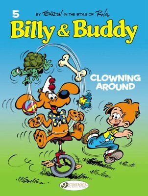 Billy and Buddy Vol. 5 : Clowning Around (Billy & Buddy) by Veys Book The Cheap