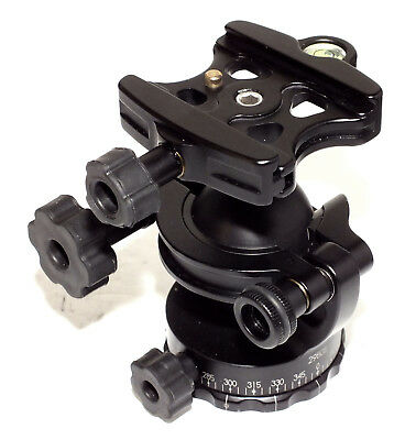Acratech GV2 Ballhead w/ Arca-Swiss Compatible Leveling Quick Release Clamp.