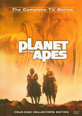 Planet of the Apes - The Complete TV Series (K New DVD