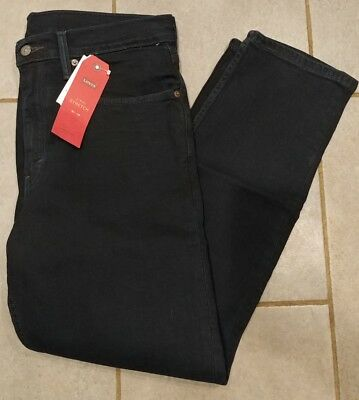 1d405b0d0ab New Mens 502 Levis Levi Strauss Regular Taper Leg Dark Blue Jeans 29x32 29w  32L