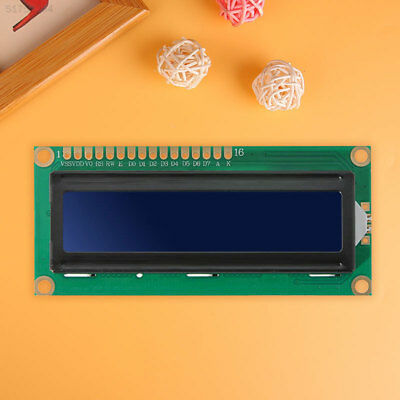 95B9 New IIC I2C TWI 1602 16 Pins Interface Backlight LCD Module For Arduino