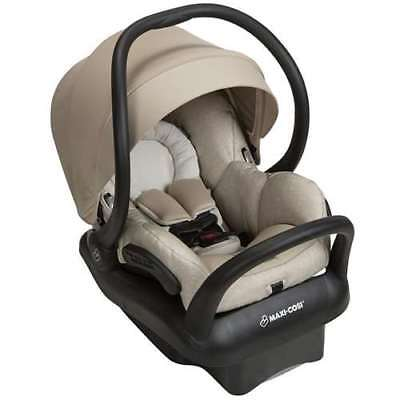 Maxi-Cosi Mico Max 30 Rear Facing Infant Car Seat w/ Base, Nomad Sand (Open Box)