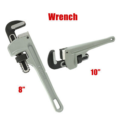 8/10/12/14/18/24 Inch Standard Stilsons Pipe Wrench Drop Forged Adjustable G