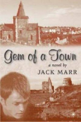 Gem of a Town by Jack Marr Paperback Book The Cheap Fast Free Post