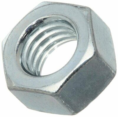 1000 Qty 3/8-16 SAE Zinc Plated Coarse Thread Finished Hex Nuts (BCP320)