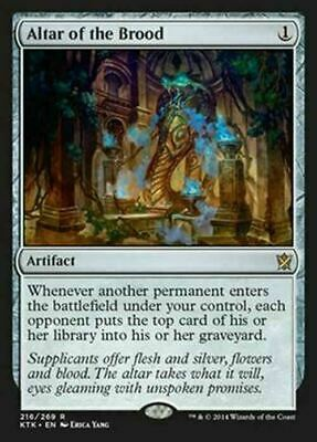 Altar of the Brood ~ Khans of Tarkir ~ NearMint/Excellent+ ~ Magic The Gathering