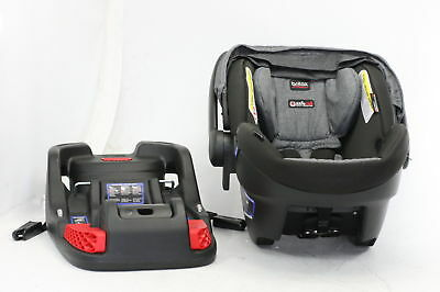 Britax B Safe 35 Elite Infant Car Seat Vibe Rear Facing Side Impact Protection