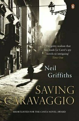 Saving Caravaggio by Griffiths, Neil Paperback Book The Cheap Fast Free Post