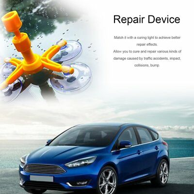 Windshield Repair Kits Glass Scratches Restore Windscreen Crack Repair Tools YT