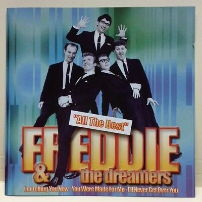 Freddie And The Dreamers: All The Best – 12 Track Cd, Greatest Hits Of