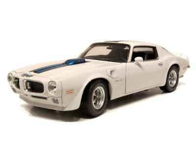 Welly - Pontiac Firebird Trans Am 1972 - 1/18