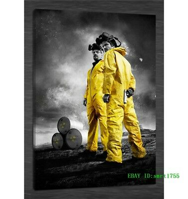 breaking Bad Canvas HD Prints Painting Wall Art Home Decor 12x18 inch #1