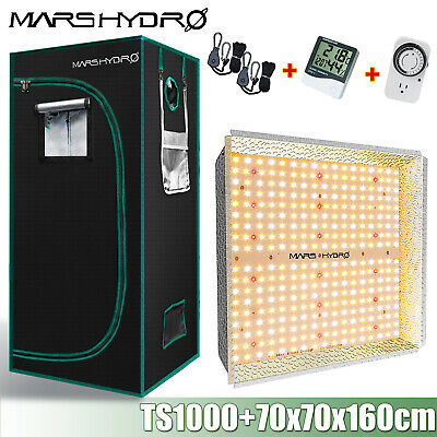 Mars Hydro Reflector 720W Led Grow Light Vollspektrum Pflanzenlampe Gemüseblüte