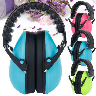 Safe Hearing Care Baby Headphone Noise Reduction Cancelling Earmuff for Babies