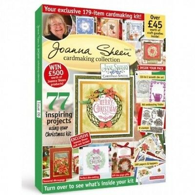 Joanna Sheen  Cardmaking Collection  Magazine - Issue 6