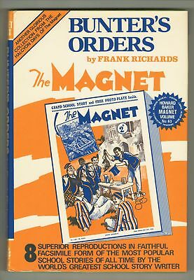 The Magnet Annual - Bunter's Orders -  1978 - No 63 - AS NEW!!